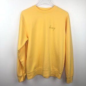 John Galt Honey Pullover Sweatshirt